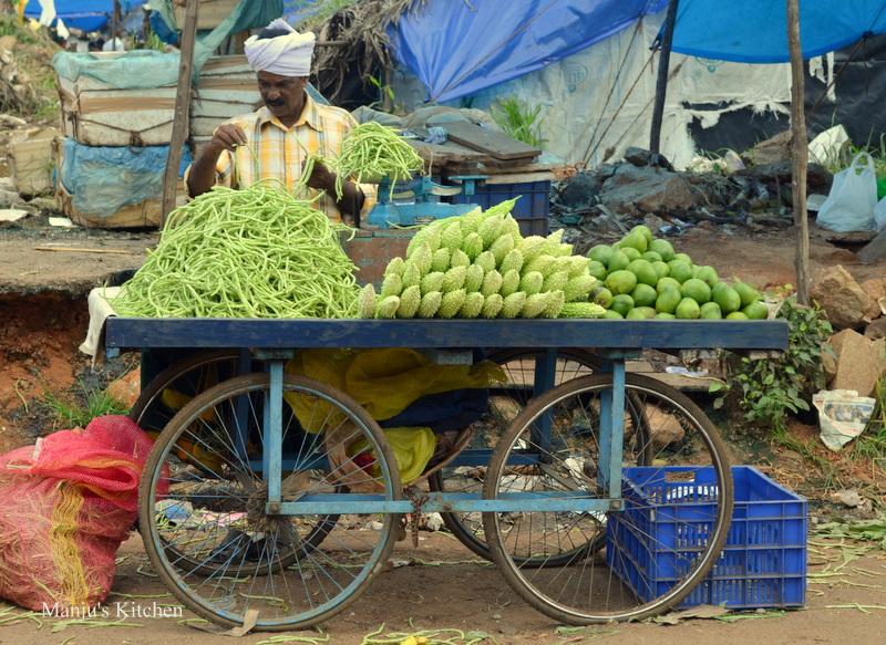 Kerala Market – Parakkodu – Adoor | Manju's KitchenKerala Vegetable Market