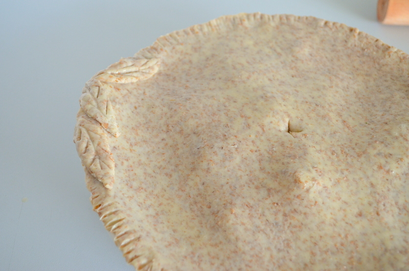 apple deep dish pie