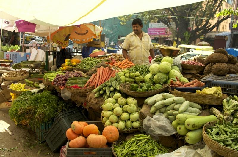 Gandhi bazar - Bangalore
