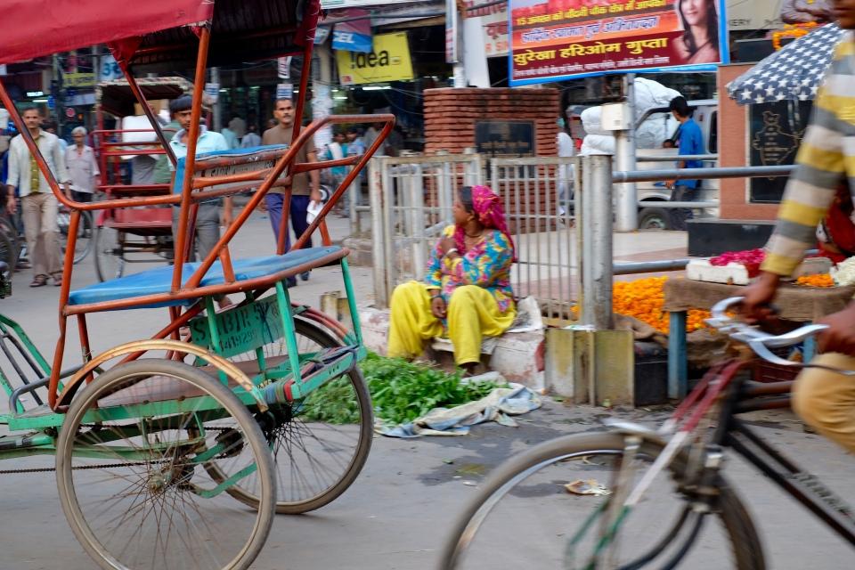 Spice Market Old Delhi