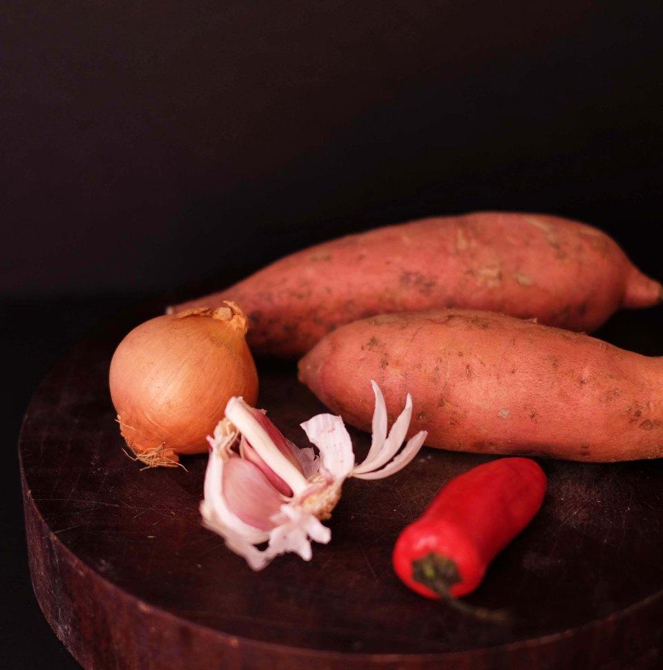 DSCF6250 Sweet potato soup