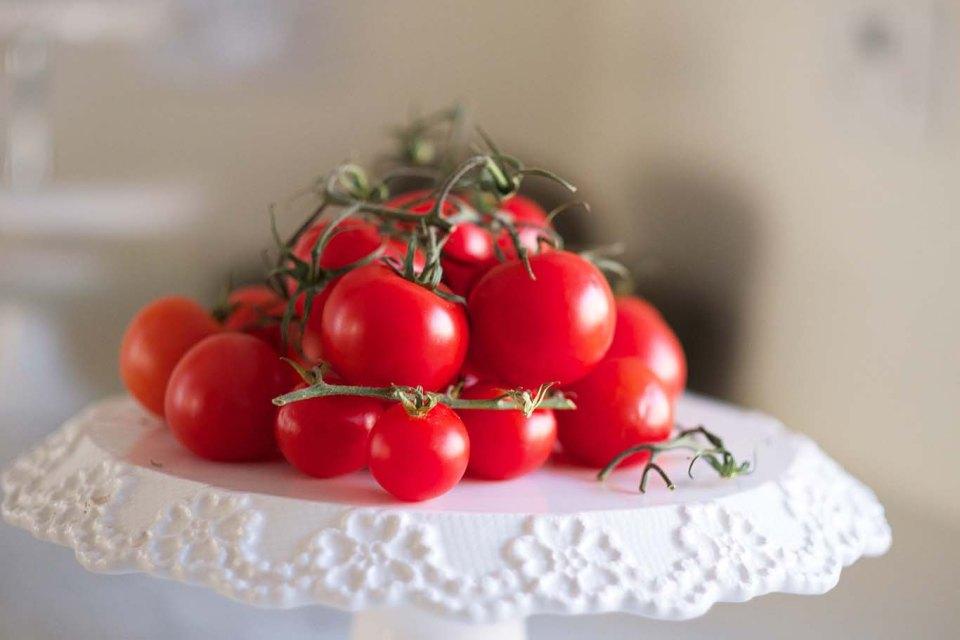South Indian Style Tomato Chutney