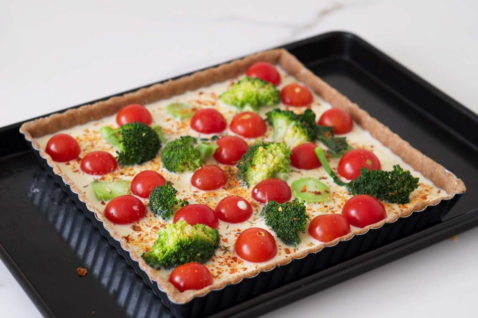 broccoli-tomato-quiche