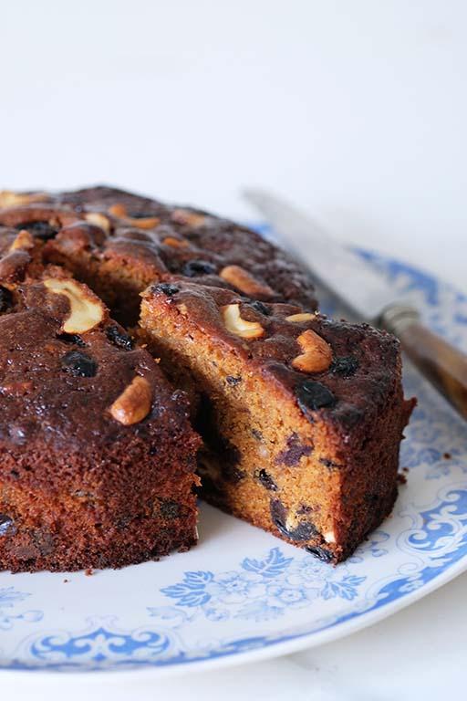 Keralan Plum cake/Fruit cake