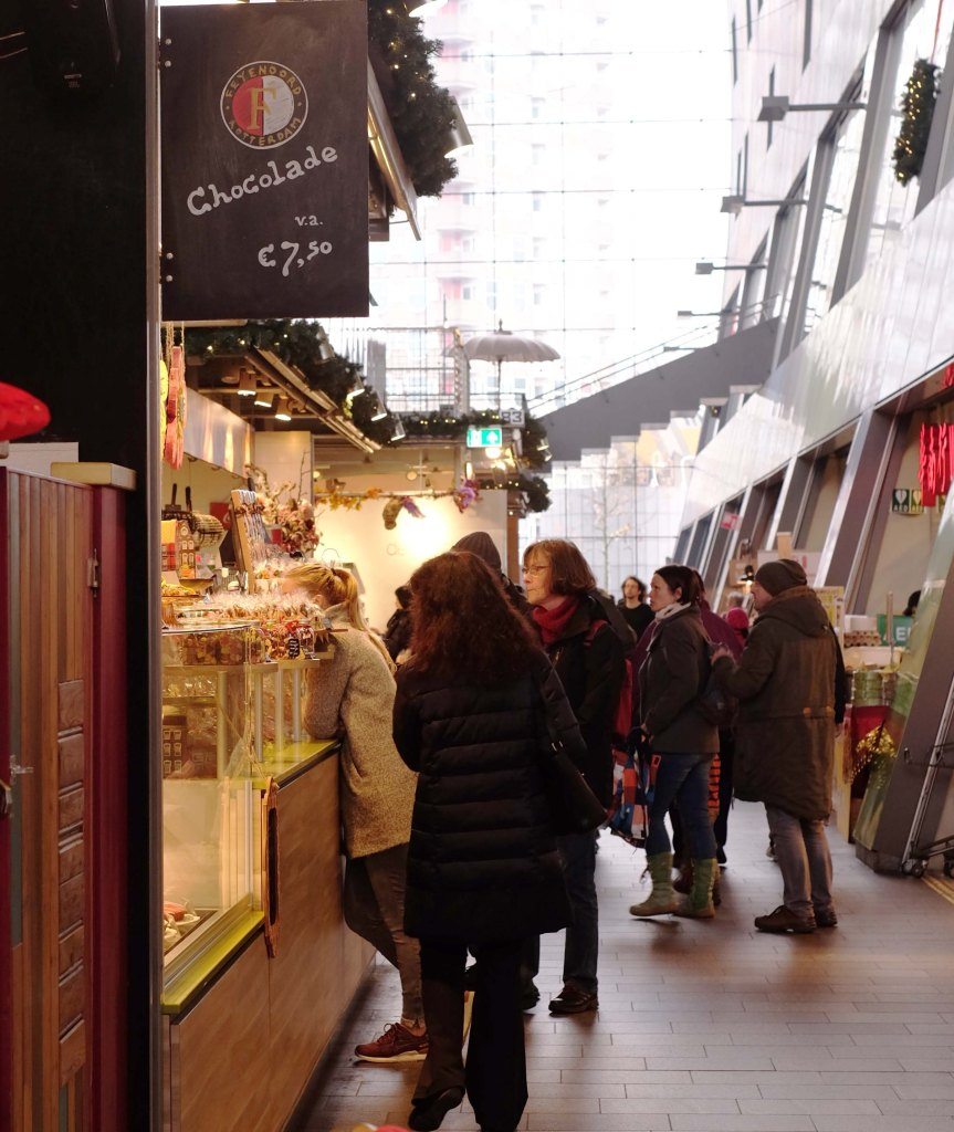 Rotterdam-market hall