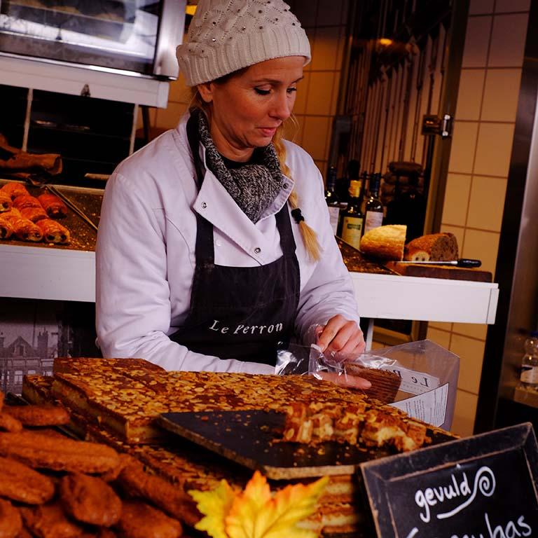 Amsterdam-market